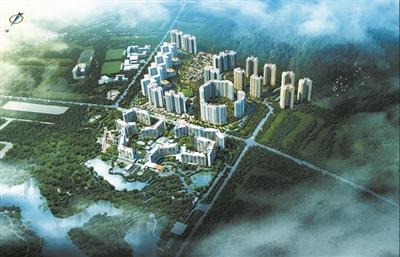 三亚日报数字报-万科湖心岛项目加足马力推进